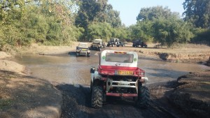 Atv's in the Galilee