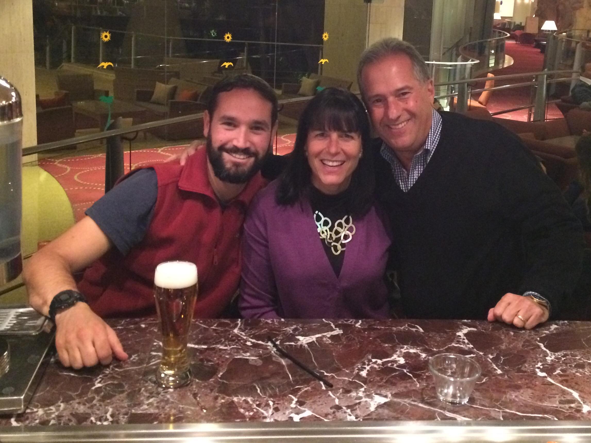 Robert & Jennifer, Israel and Jordan trip, October 2016